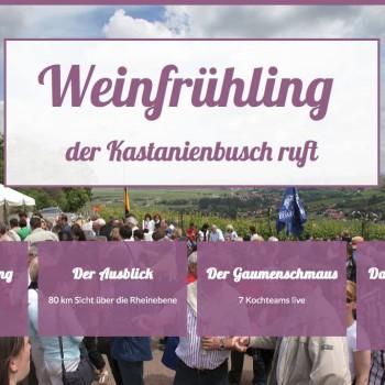 Birkweiler Weinfrühling 2021 – ABGESAGT