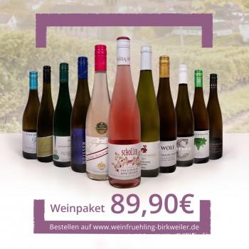 Weinpaket zum Birkweiler Weinfrühling – Jetzt erhältlich
